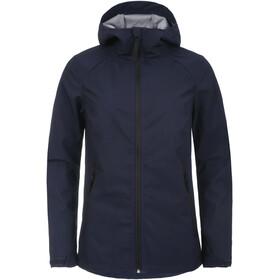 Icepeak Ep Aversa Softshell Jacket Women, blauw